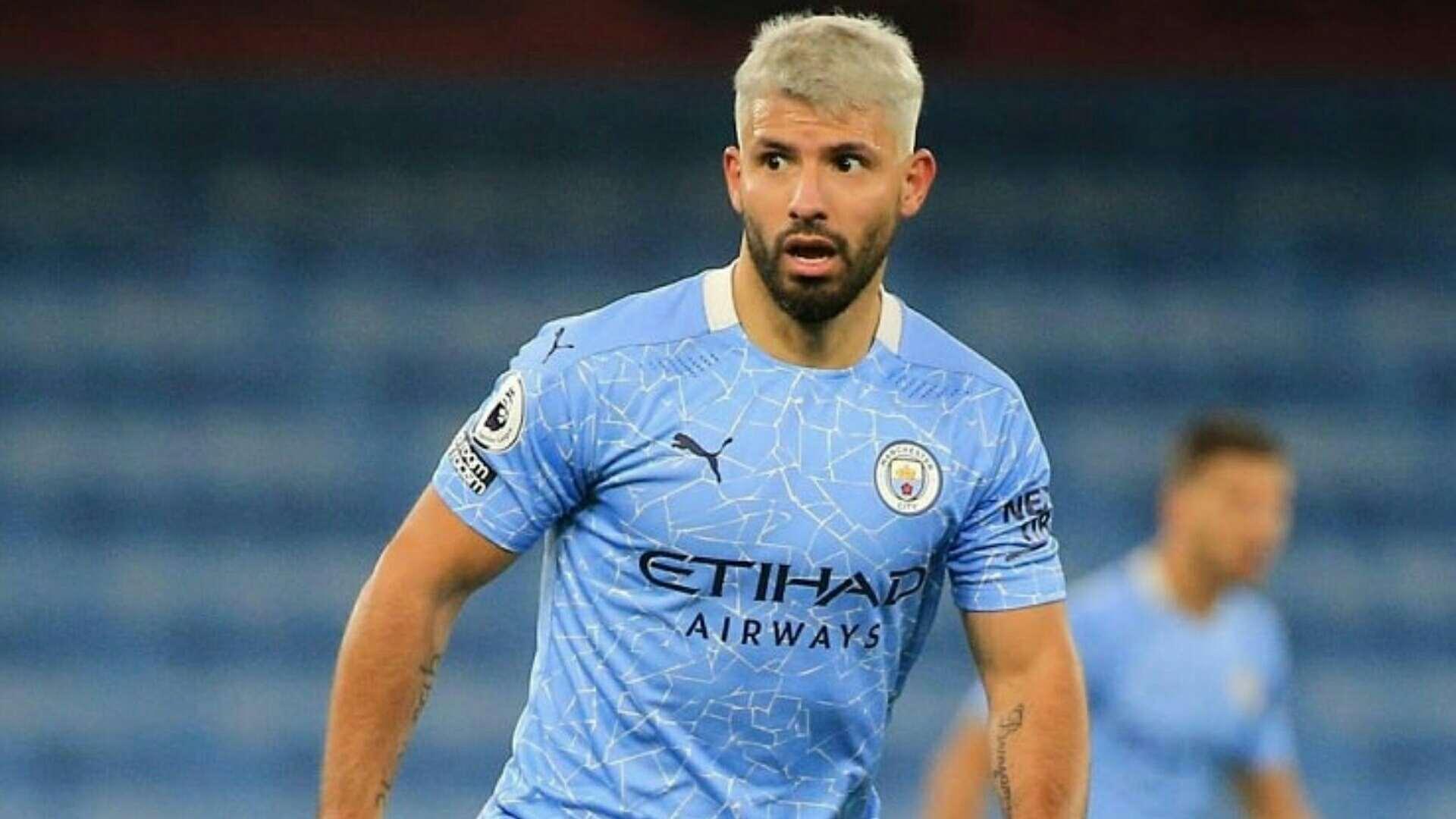 Manchester City Sergio Aguero